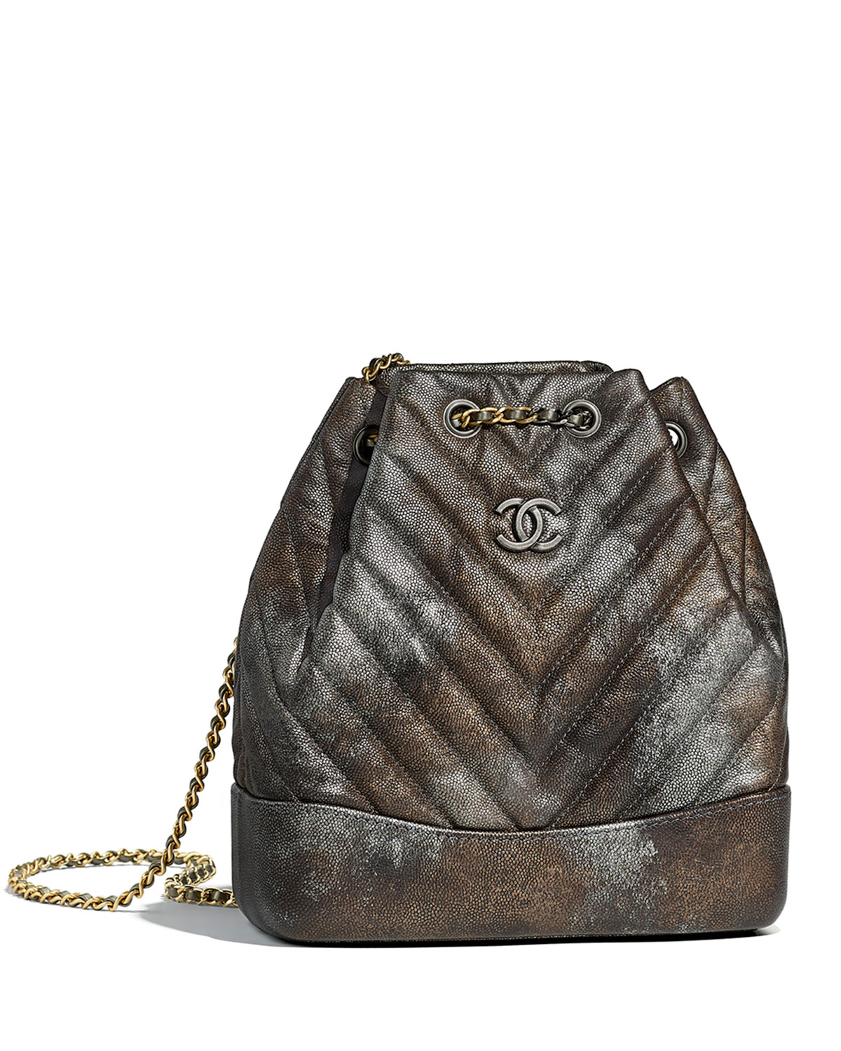 99813bb7104315 CHANEL CHANEL'S GABRIELLE SMALL BACKPACK | Neiman Marcus