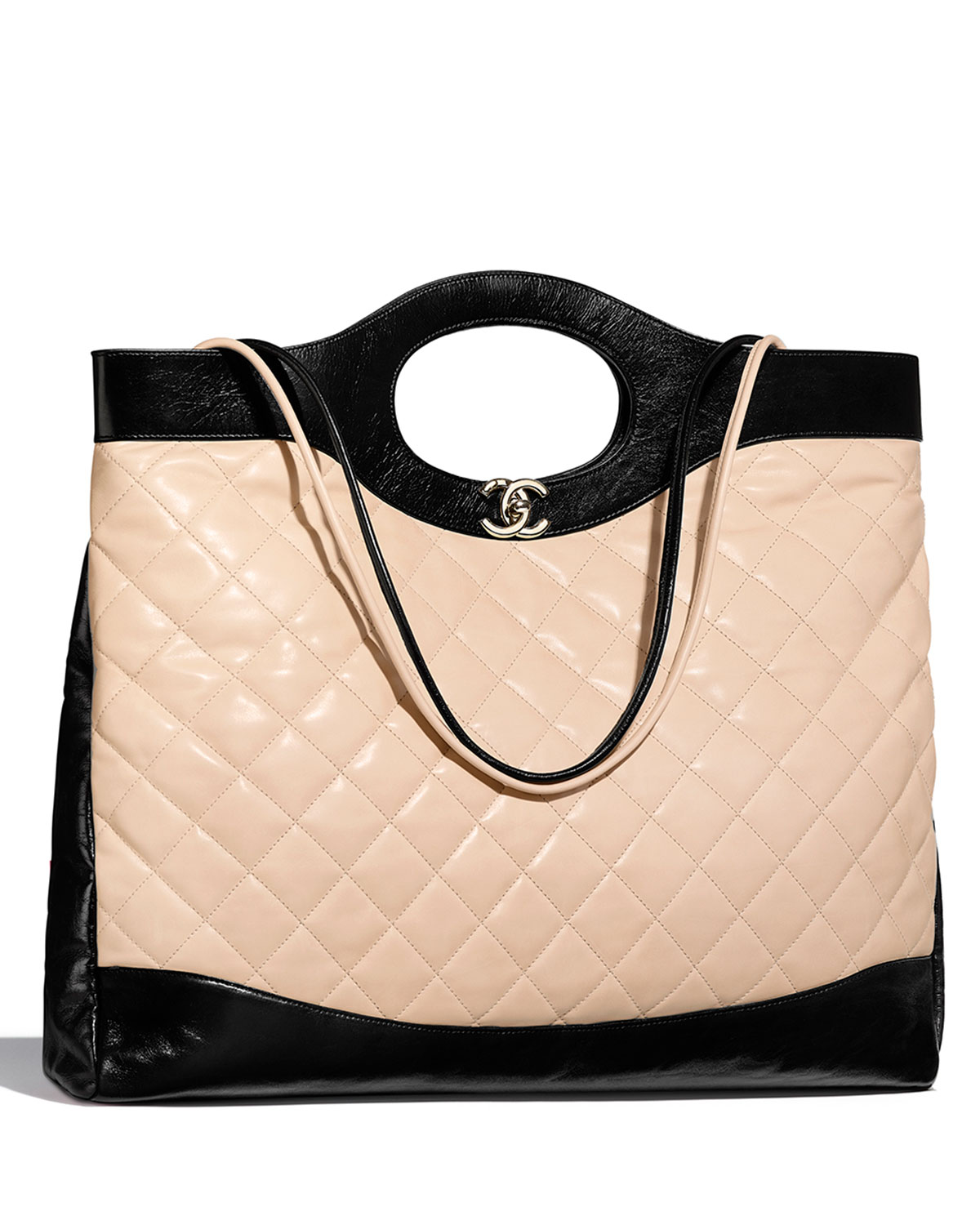 8ce5cf28d116 CHANEL CHANEL 31 LARGE SHOPPING BAG | Neiman Marcus