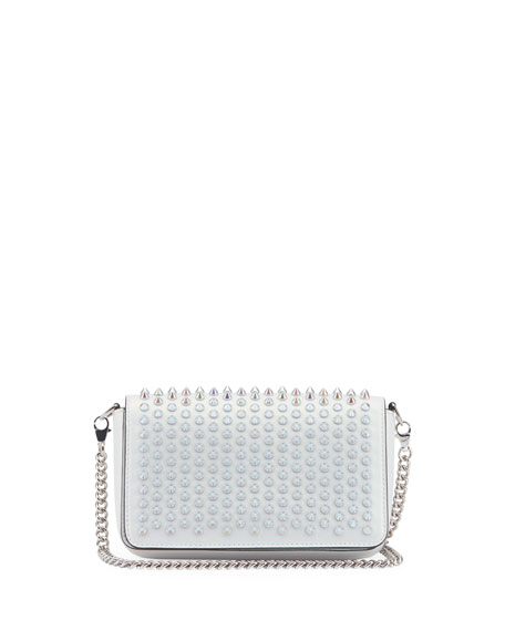 Christian Louboutin Zoom Paris Abspike Clutch Bag