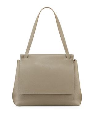 THE ROW Sidekick Two Fine Calf Leather Shoulder Bag 9ffc64aa8435e