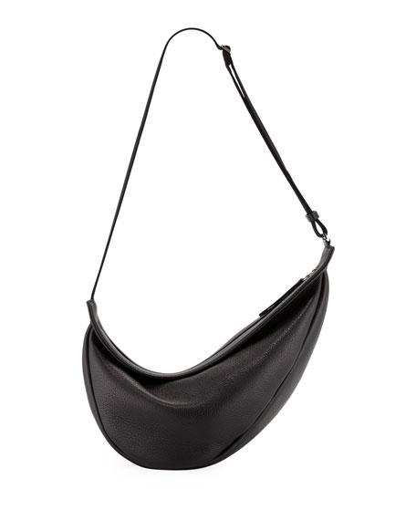 THE ROW Slouchy Banana Large Leather Crossbody Bag