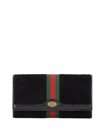faa8f61dfe69 Gucci Queen Margaret GG Supreme Wallet On Chain from Neiman Marcus ...