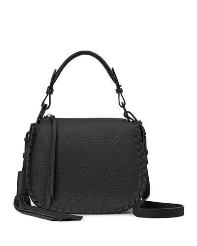 Mori Lea Whipstitch Crossbody Bag