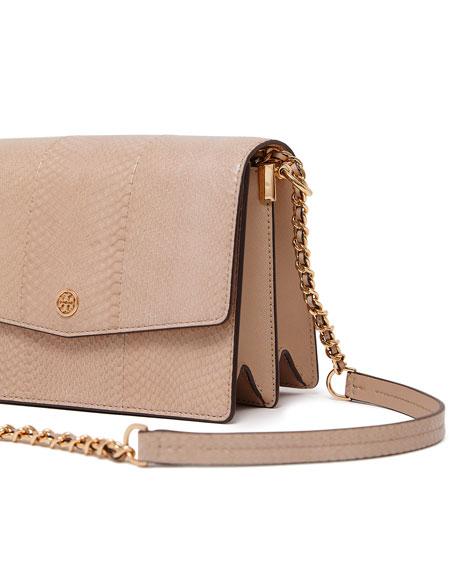 efde05d36e728 Image 3 of 4  Robinson Convertible Exotic Shoulder Bag