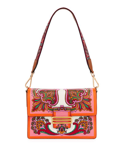 Contracolla Rainbow Rockin Bloom Shoulder Bag
