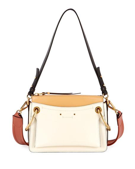 Chloe Roy Colorblock Shoulder Bag