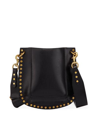 Nasko New Porte Epaule Leather Shoulder Bag