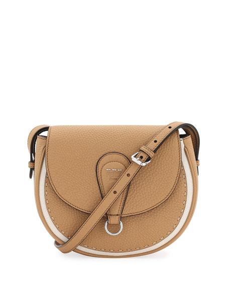 Fendi Selleria Messenger Shoulder Bag