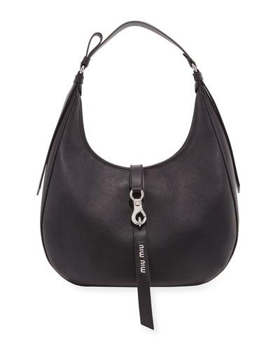 Grace Lux Medium Hobo Bag