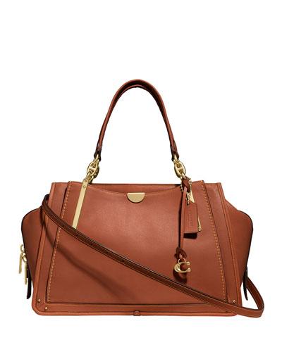 Dreamer 36 Smooth Leather Satchel Bag