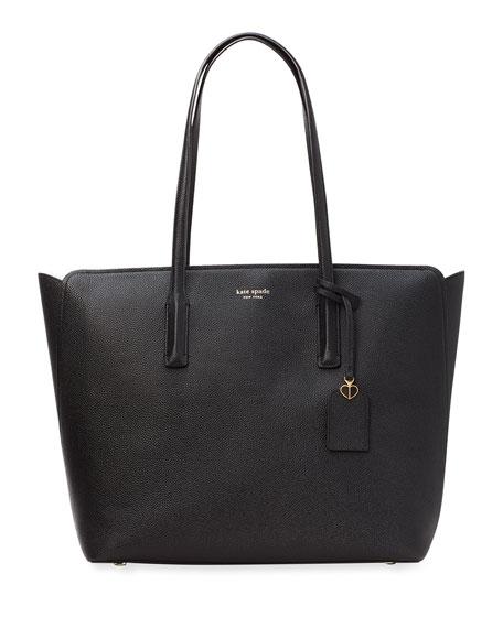 AllSaints Kathi Small Studded Leather Tote Bag  c58c5e5140454