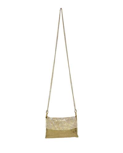 Saint Mesh Crossbody Bag