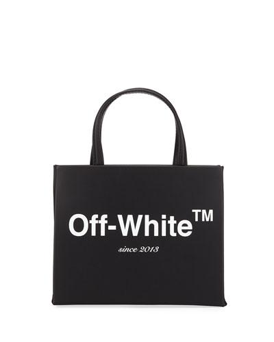Mini Leather Box Bag
