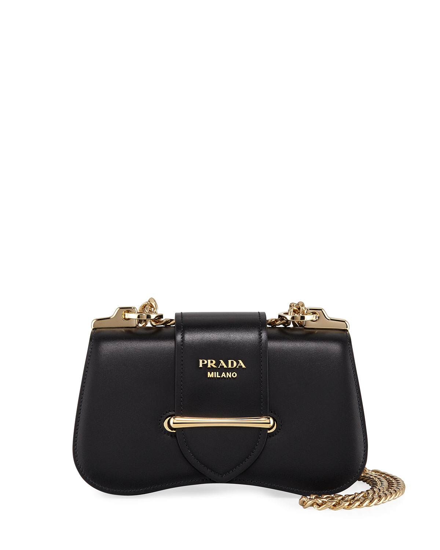 0cbd26ec0d421 Sidonie City Small Leather Shoulder Bag