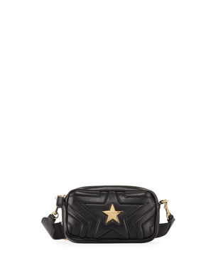 1c90578cea Stella McCartney Bum Star Small Quilted Belt Bag