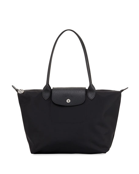 Image 1 of 4: Le Pliage Neo Small Nylon Shoulder Tote Bag
