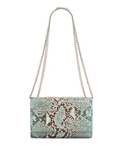 Kate Small Python Crossbody Bag
