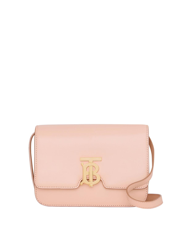 Tb Small Crossbody Bag Light Pink