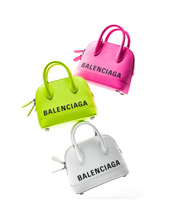 Small Top Handle Bags
