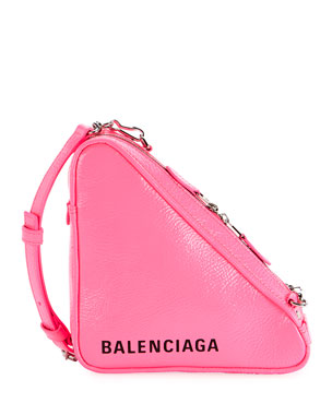 Balenciaga Triangle Pouch Crossbody Bag b72ae8b207a9e