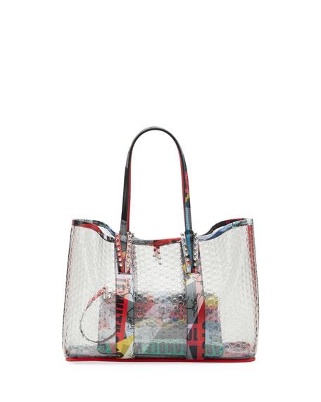 Christian Louboutin Cabata Small Bullpack Tote Bag