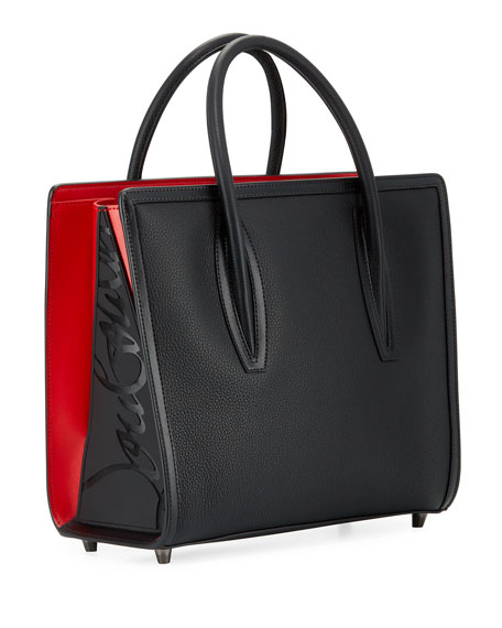 Christian Louboutin Paloma Medium Calf Empire Tote Bag