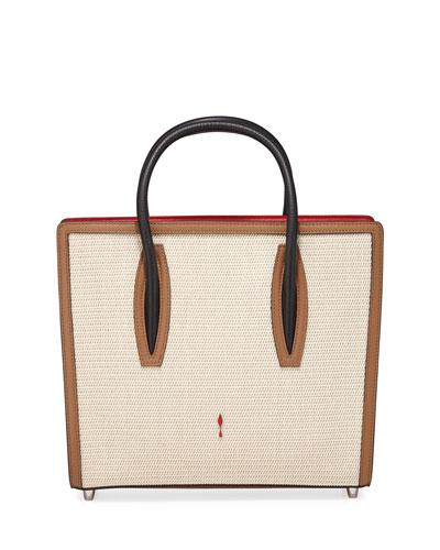 Paloma Large Tresse Alfa Tote Bag with Sneaker Sole