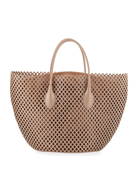 Alaïa Totes LATIFA MEDIUM TOTE BAG