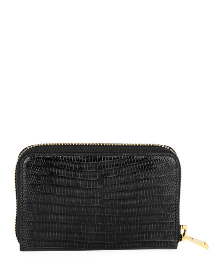 TOM FORD Tejus Medium Zip Wallet