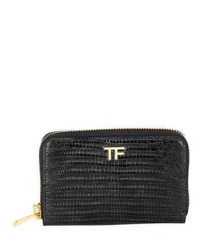 Tejus Medium Zip Wallet