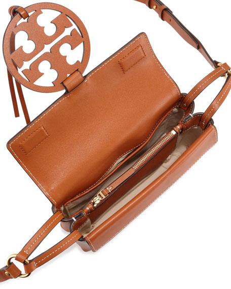 Tory Burch Miller XS Leather Crossbody Bag