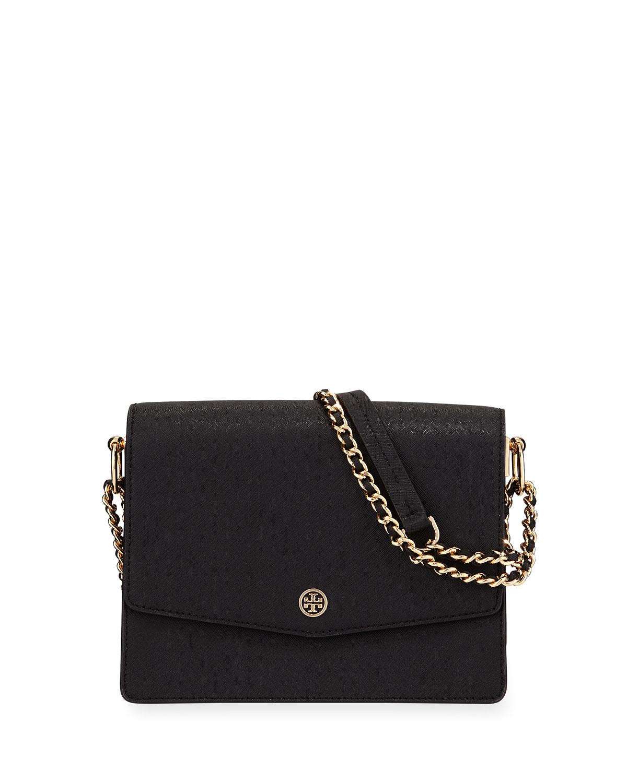 7d88d461cd4 Robinson Convertible Saffiano Leather Shoulder Bag