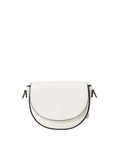Convertible Half-Moon Crossbody/Belt Bag