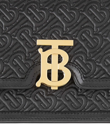 Burberry Monogram Small Crossbody Bag