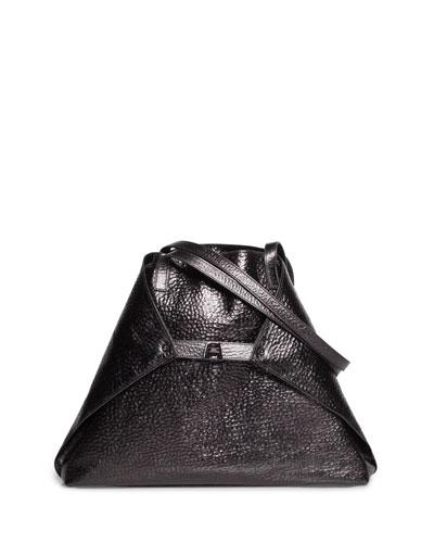 Al Medium Nubuck Top Handle Bag