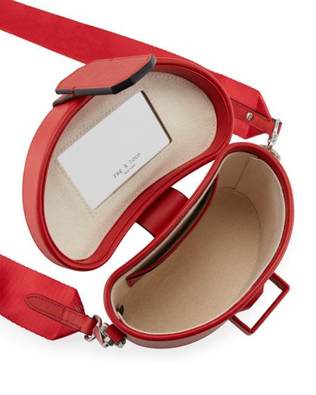 Rag & Bone Barrow Binocular Shoulder Bag