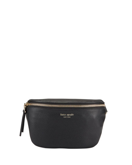 kate spade new york polly medium leather belt bag