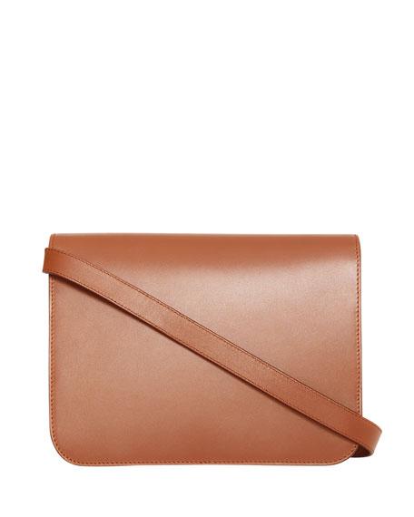 Burberry Smooth Medium Shoulder Bag