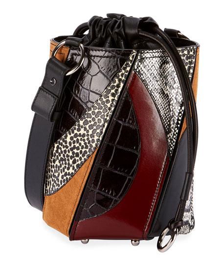 Proenza Schouler Small Hex Drawstring Bucket Bag