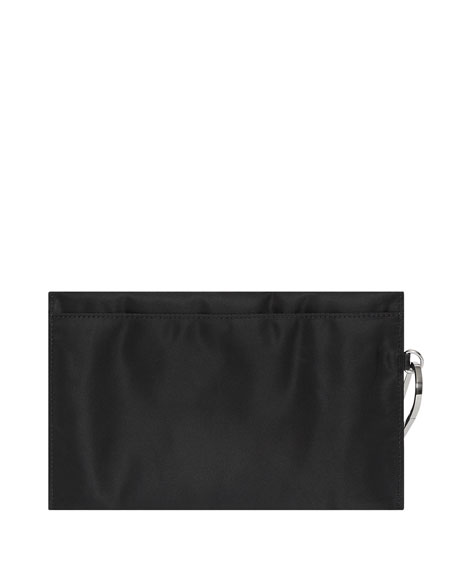 Burberry Pebble Nylon Clutch Bag