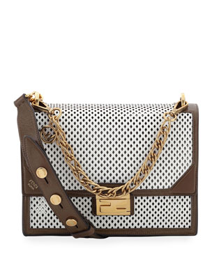 5380e49f Fendi Bags, Charms & Wallets at Neiman Marcus