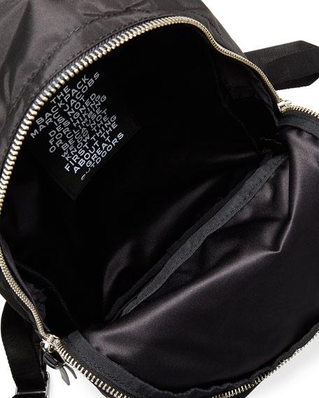 The Marc Jacobs Medium Nylon Dual-Zip Backpack Bag