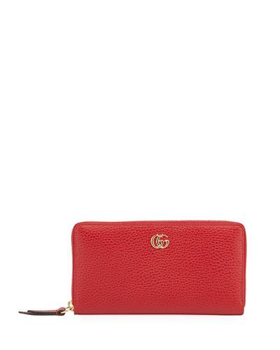 Petite Marmont Zip-Around Wallet