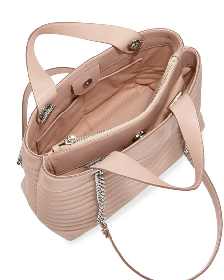 Rebecca Minkoff M.A.B. Quilted Satchel Bag