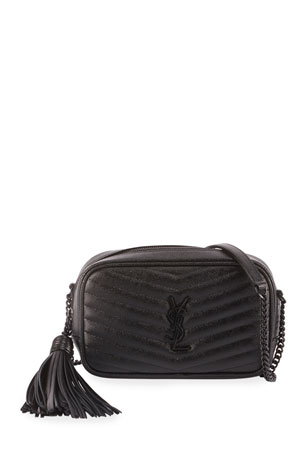 Saint Laurent Monogram Mini Camera Crossbody Bag