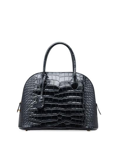 Lady Bag in Alligator