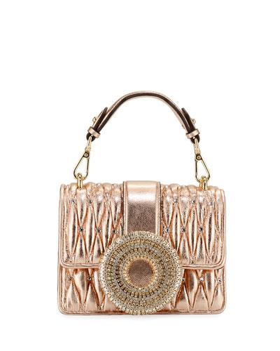 Gio Small Top-Handle Bag