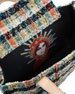 Kooreloo Tweed Book Tote Bag