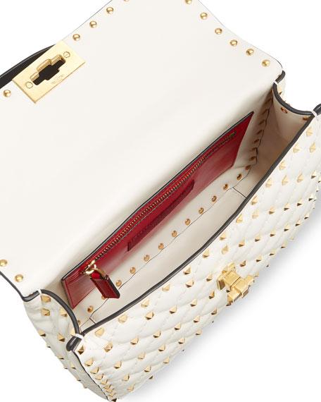 Valentino Garavani Spike It Napa Shoulder Bag