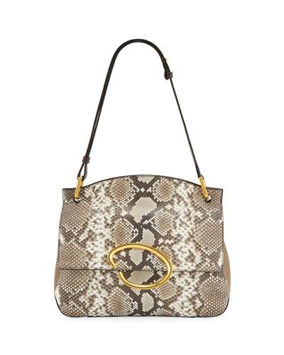 Remedy Python Shoulder Bag